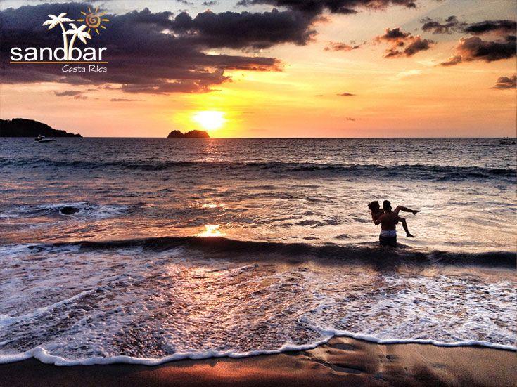Kick up a little romance. Then Come Get Some at Sandbar. Sandbar is located in beautiful Playa Hermosa, Guanacaste, Costa Rica. #CostaRica #PuraVida #Beaches #Playa #Vacation #Travel #Tropics #Tropical #Paradise #Guanacaste