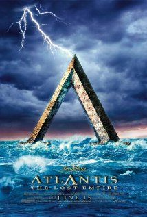 Atlantis: The Lost Empire (2001) A young adventurer named Milo Thatch joins an intrepid group of explorers to find the mysterious lost continent of Atlantis.