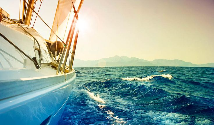bareboating in the Whitsundays - favourite yachting experience.