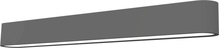 NOWODVORSKI SOFT GRAPHITE 60 kinkiet 7007