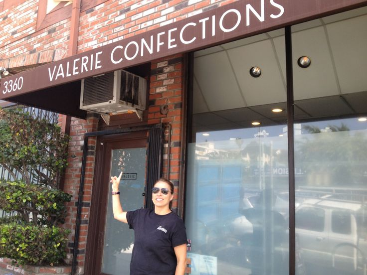 Valerie Confections - chocolates, toffee and other confections downtown