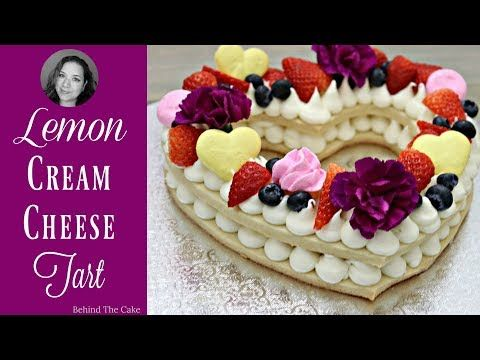 Cream Tart / Cake trend 2018 / This recipe will blow your mind - YouTube