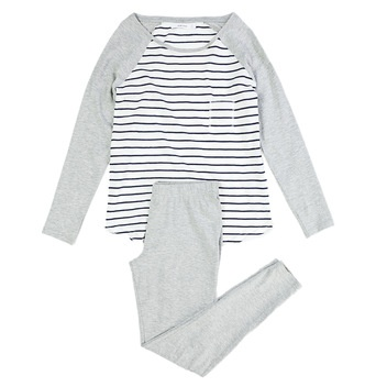 Long cotton pyjama