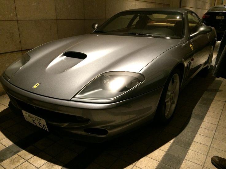 Ferrari  in Japan like the last 5