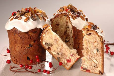 """This traditional bread is said to have originated in Milan, Italy — the Italian name for it is Panettone, which literally means """"large bread""""). #Argentina #PanDulce #Holidays #christmas"""