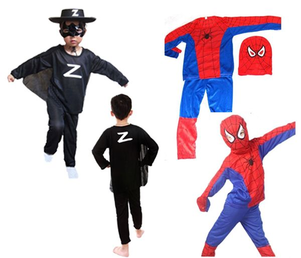 Kids #Halloween #costume Get you child's #favourite #superhero costume today and get more candies in the Halloween #followus CHECK OUT Just at www.dealbang.ca #zorro #spiderman #oldwest #spider #blackspideman #hero #cheap #deals #foryou #buywithconfidence #quality #onlinedeal #onlineshop