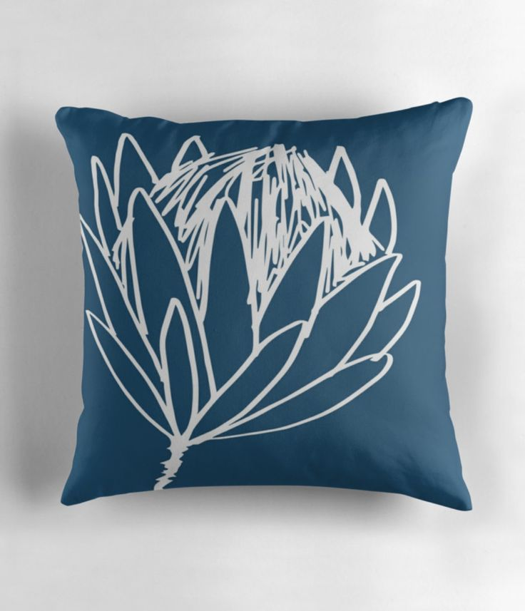 Proteas scatter cushion