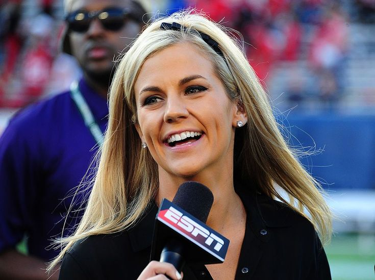 """On Thursday, ESPN confirmed earlier reports that Samantha Ponder would be the new host of """"Sunday NFL Countdown,"""" replacing longtime host Chris Berman.  Additionally, Suzy Kolber, who has been co-hosting """"Monday Night Countdown"""" with Berman for the last couple of years, will now be the lone host of that"""
