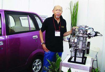 Mesin dan kendaraan bermotor karya anak bangsa – JakartaGreater