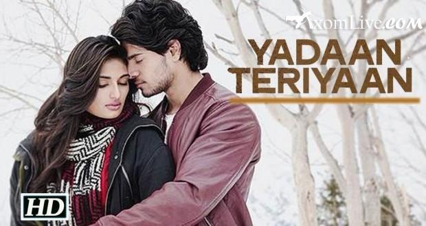 Yadaan Teriyaan Lyrics | Rahat Fateh Ali Khan | Rahat Fateh Ali Khan | Hero (2015) - AxomLive