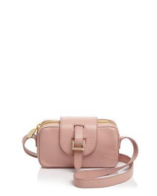 MELI MELO Micro Box Crossbody. #melimelo #bags #shoulder bags #leather #crossbody #