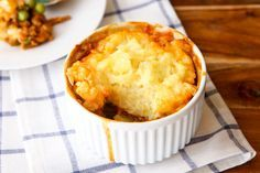 skinnymixer's Rustic Shepherd's Pie - a delicious healthy thermomix recipe that the family will enjoy