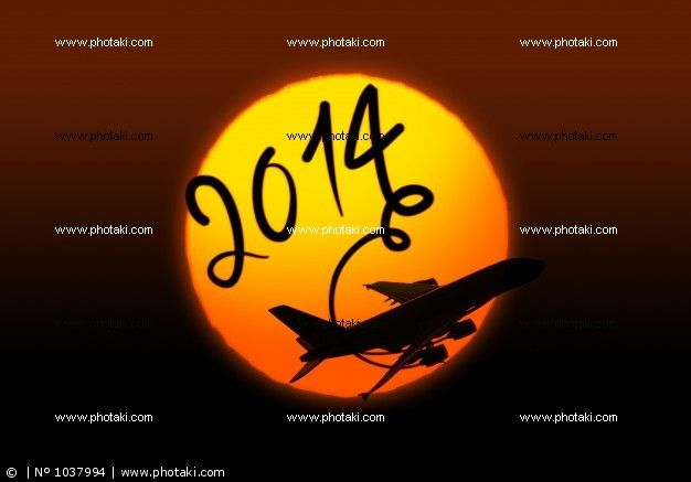 http://www.photaki.com/picture-new-year-2014-drawing-plane-in-the-sunset_1037994.htm