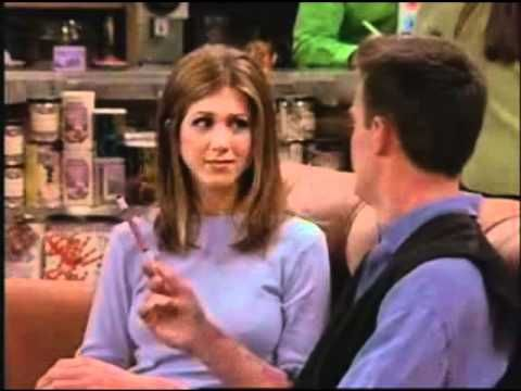 Friends ~ Chandler Bing ~ Greatest Moments - YouTube