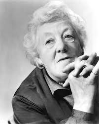 Margaret Rutherford - my favorite Mrs. Marple!