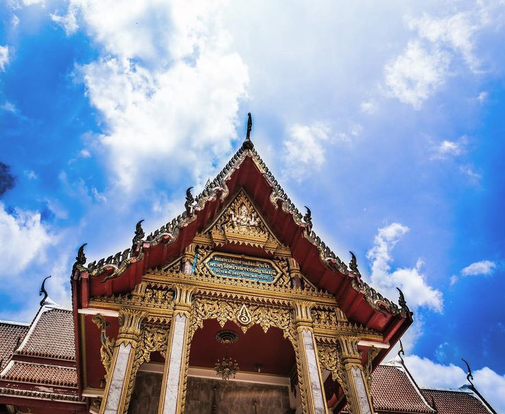 Another wonderful temple in Thailand