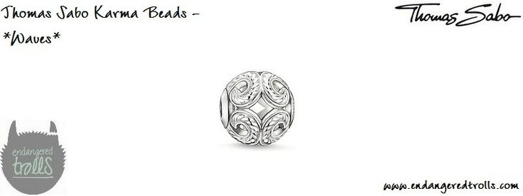 Thomas Sabo Karma Beads Wave (silver)
