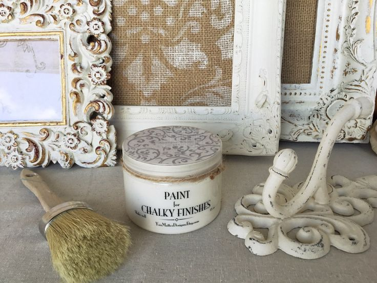 Furniture paint - shabby chic paint - antique white paint by YouMatterDesigns on Etsy