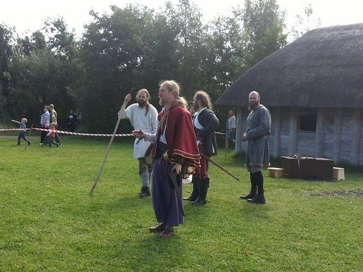 The Moss Troopers at Pirate Weekend 2014