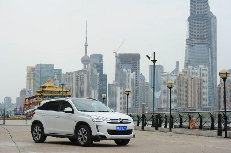 #C4Aircross #China #World