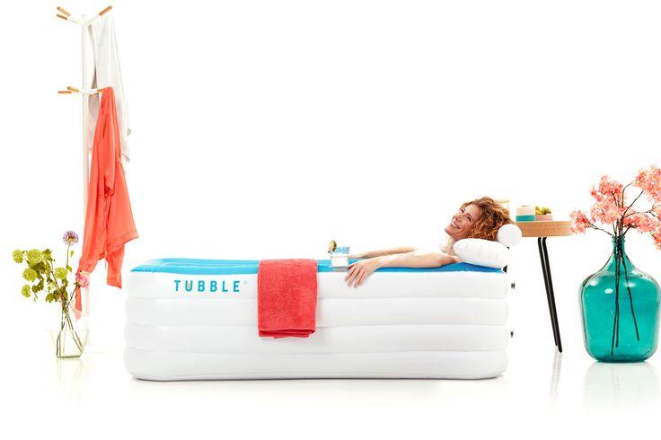 Tubble - Flexibel en opblaasbaar bad