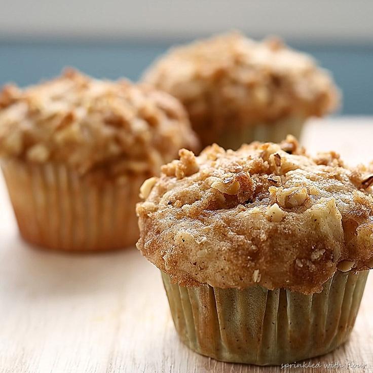 Apple Pie Muffins Recipe — Dishmaps