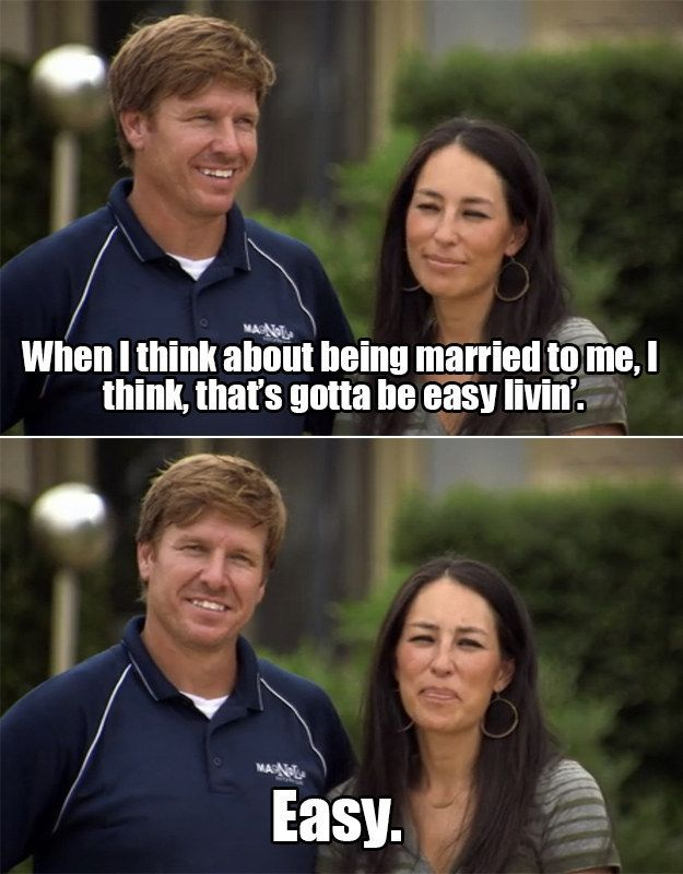 "Chip always stays humble. | 17 ""Fixer Upper"" Moments That Prove Chip & JoJo Are The Cutest Couple Ever"