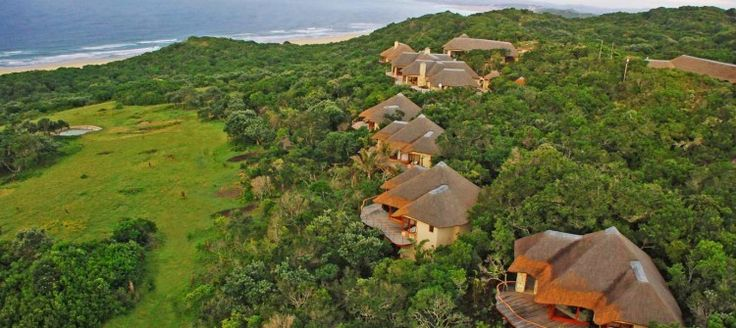 Oceana Beach Lodge This unique lodge combines bush and beach in a stunning location for an unforgettable safari experience. Overlooking both a waterhole and a coastal dune belt, the 5 star lodge has a wide range of facilities and amenities to cater to its guests' every need.