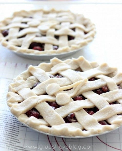 Fresh Bing Cherry Pie Recipe & How to Pit Cherries Fast!