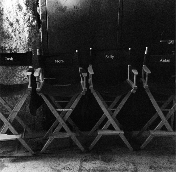 'The Chairs' - Being HumanSo Sadness, Kristen Hager, Dark Unknown, Tripod, Be Human, Human Syfy, Human Epic, Being Human, Beinghuman