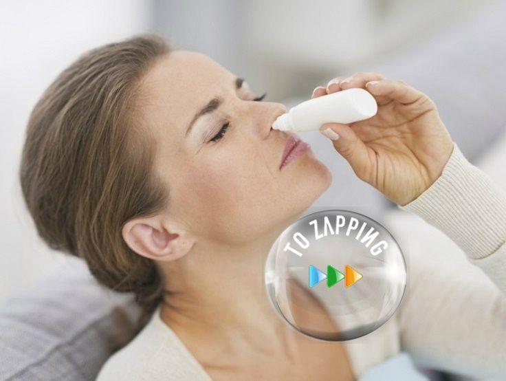 Remedio para descongestionar la nariz