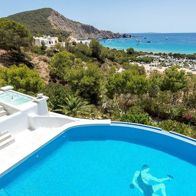 Enjoy this view while relaxing at your own private villa in Ibiza, Spain. If you are planning on visiting Ibiza in the coming year, email travel@luxwt.com and let us assist you in finding the perfect villa.