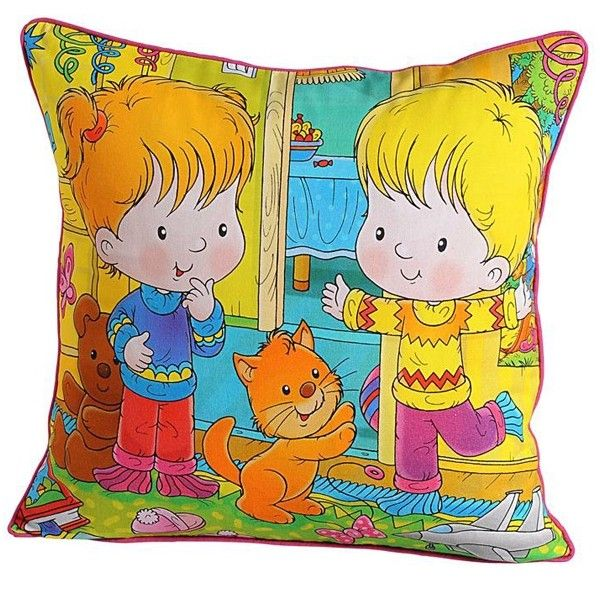 Kids Play Kids Cushion Covers-KCC- 177