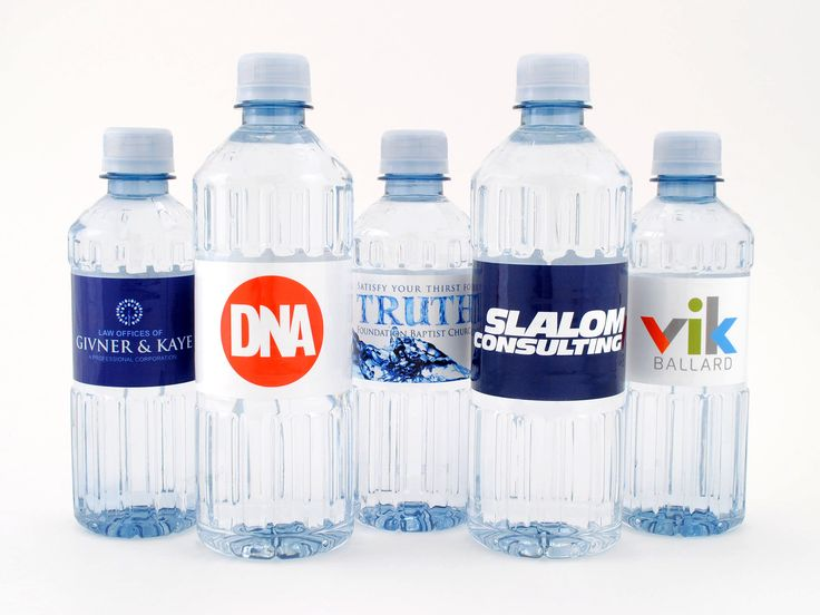 Private label bottled water for business marketing. #custombottledwater #custombottles #privatelabel #privatelabelwater #customlabelbottles