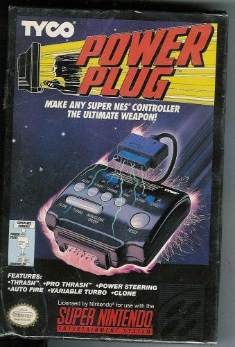 Tyco Power Plug for Super Nintendo System by Tyco Brand New http://www.comparestoreprices.co.uk/january-2017-1/tyco-power-plug-for-super-nintendo-system-by-tyco.asp