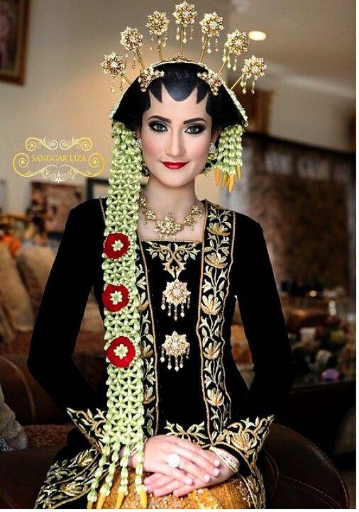 Javanese woman's bride