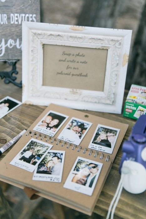 AN INTERTWINED EVENT: RUSTIC WOODLAND WEDDING IN PALOMAR MOUNTAIN   Intertwined Weddings & Events   Kylie Chevalier Photography  Photo, Guest Book