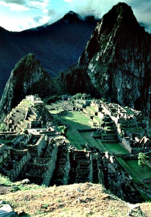 Machu Pichu-incredible