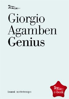 Giorgio Agamben – Genius (2004) – maRAPcana