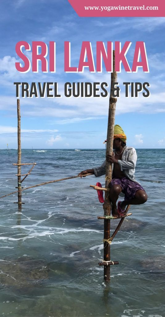 Yogawinetravel.com: Sri Lanka Travel Guides & Tips - everything you need to know to help plan your perfect trip to Sri Lanka!