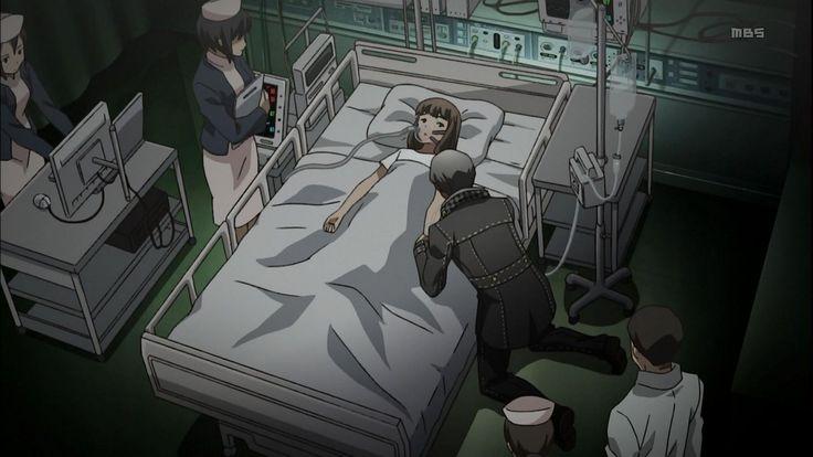 Anime Fight Scene In White Room