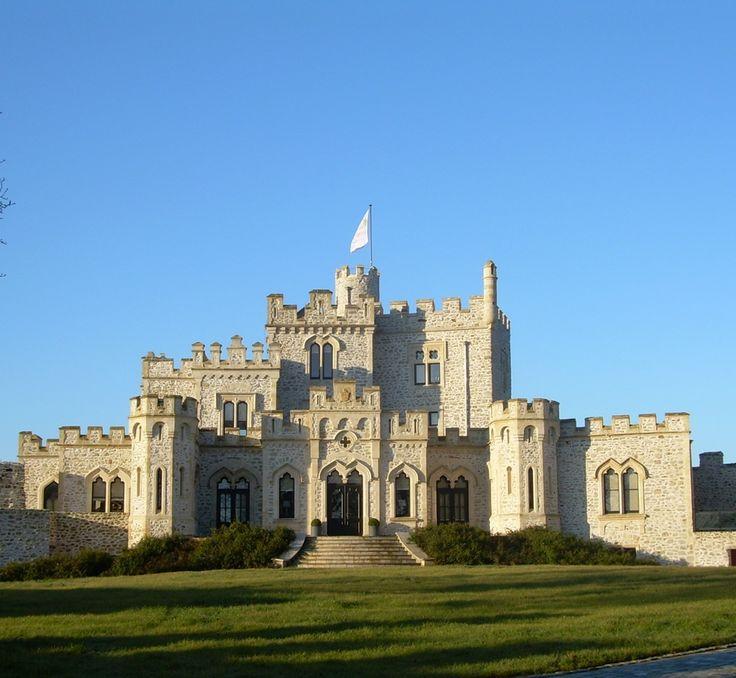 Castillo de Hardelot, Condette, Norte-Paso de Calais - Francia