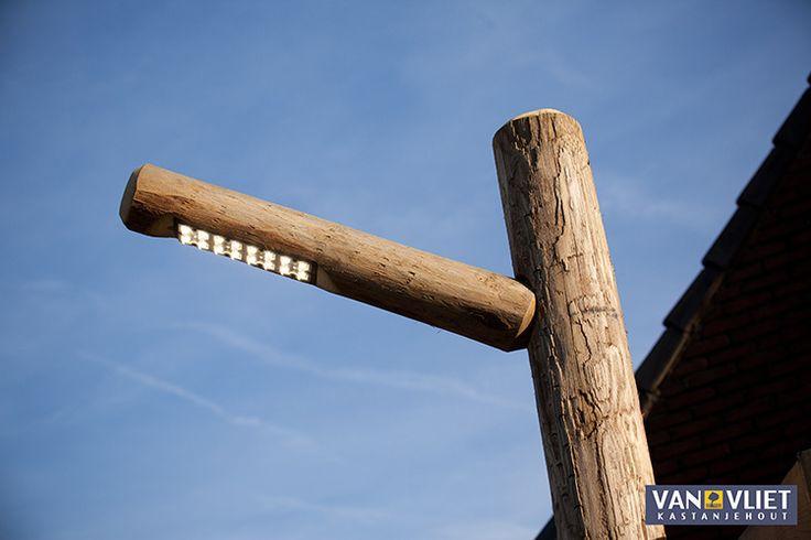 TimberLED. Een mooie combinatie van Europees hout met energiezuinige LED-verlichting.