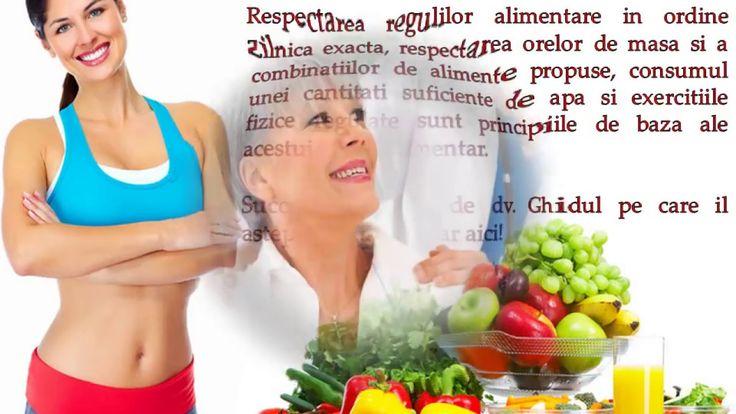 Dieta Rina de 90 de zile (Rina 1)