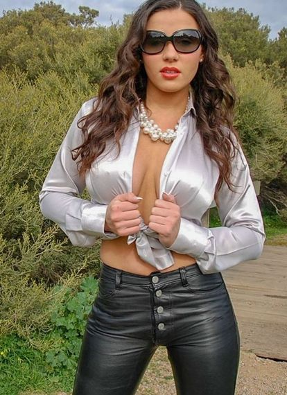 Pin By Travis Clark On Satin Blouses In 2019  Satin -4378