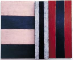 Sean Scully 'Paul', 1984 © Sean Scully