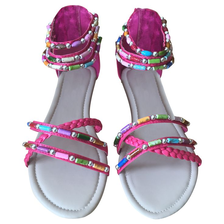 Amazing sandals! 66 USD in web shop