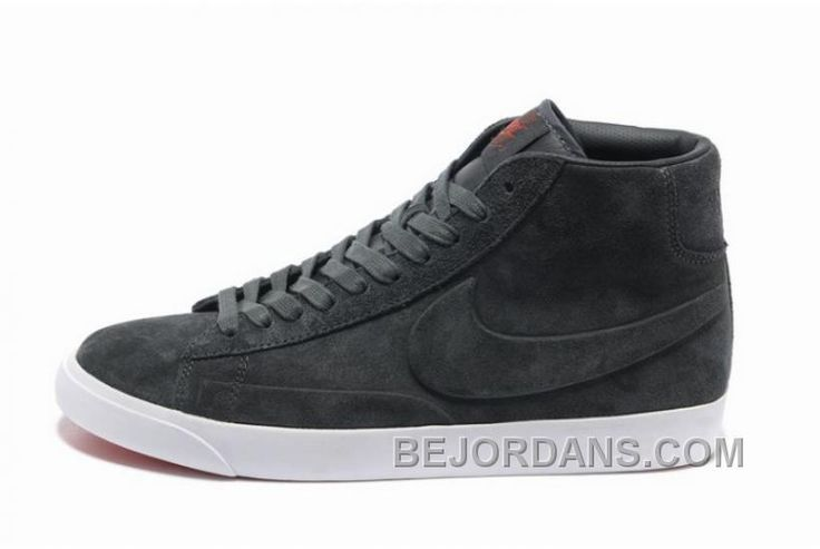 http://www.bejordans.com/60off-big-discount-820998215-nike-blazer-high-suede-vt-anthracite.html 60%OFF! BIG DISCOUNT! 820-998215 NIKE BLAZER HIGH SUEDE VT ANTHRACITE Only $81.00 , Free Shipping!