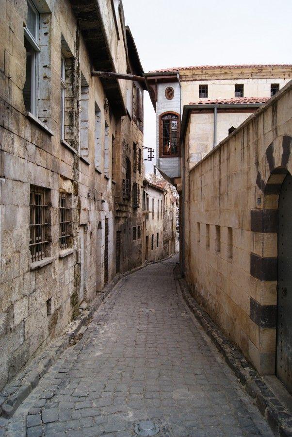 Eski Antep Sokakları