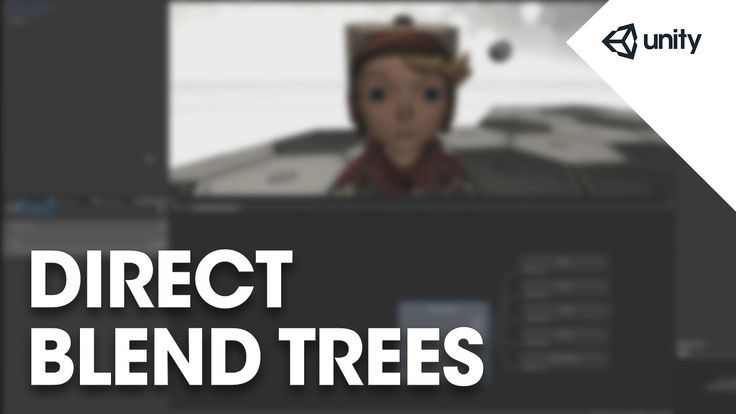 Unity 5 - Direct Blend Trees
